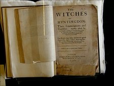 The Witches of Huntingdon