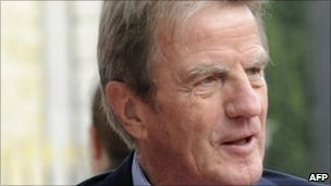 Bernard Kouchner, file pic, 11 September 2010