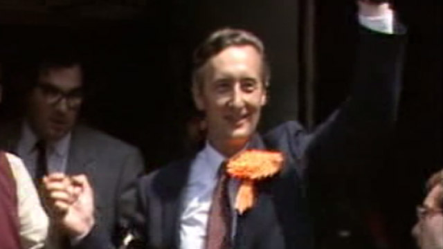 Former Welsh Liberal Democrat leader Richard Livsey