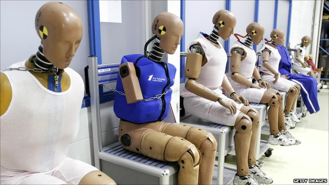 Crash-test dummies