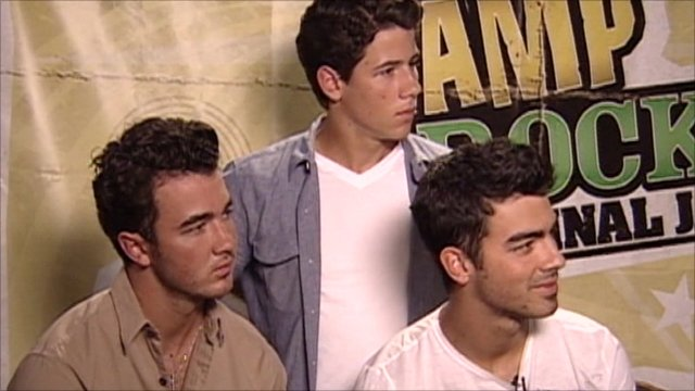 jonas brothers talk about sex