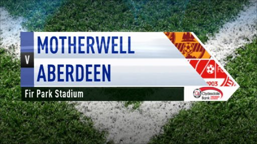 Highlights - Motherwell 1-1 Aberdeen