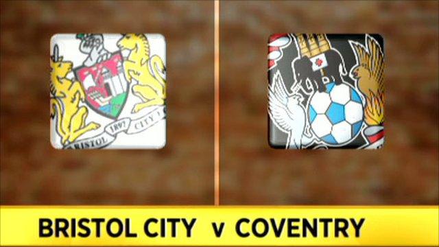 Bristol City 1-2 Coventry