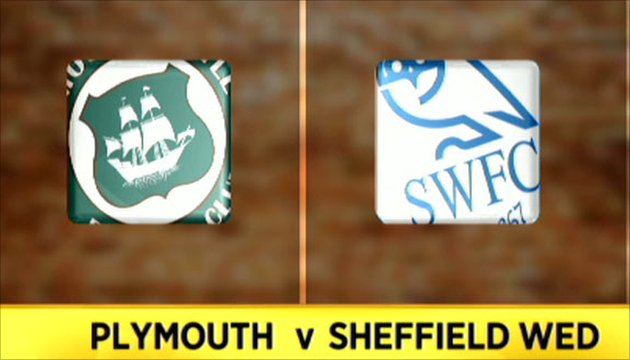 Plymouth 3-2  Sheff Wed