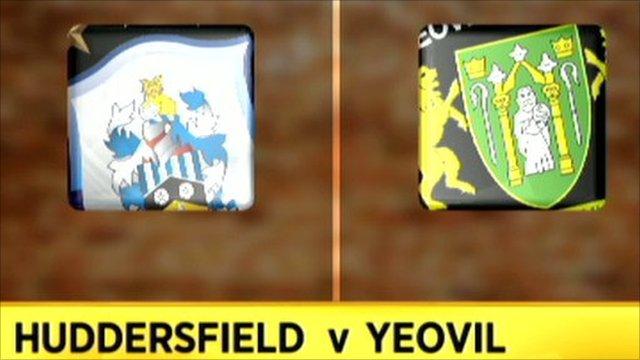 Huddersfield 4-2 Yeovil
