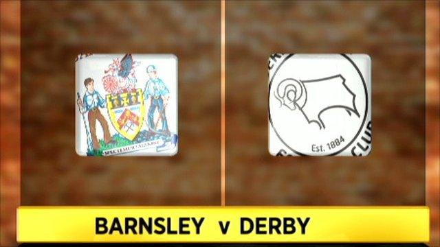 Barnsley 1-1 Derby