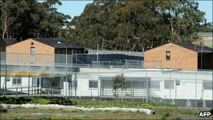 Villawood Immigration Detention Centre, Sydney, Australia