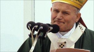 Pope John Paul II in Ireland, 1979