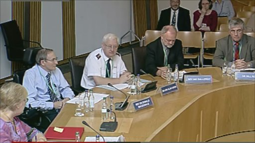 The second panel included Reverend Dr Donald MacDonald from the Free Chruch of Scotland