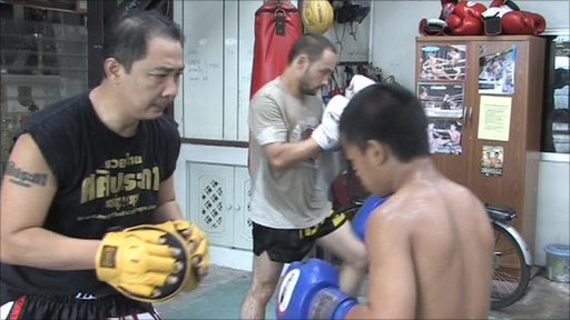 Thai Kick-Boxing