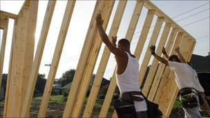 US housing starts rise 10.5% in August