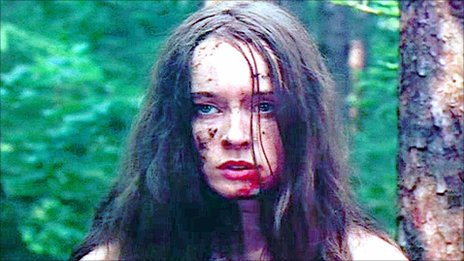 Camille Keaton stars in I Spit ...