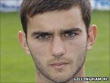 Jack Payne (Gillingham FC)