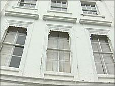 Eileen Nearne's flat