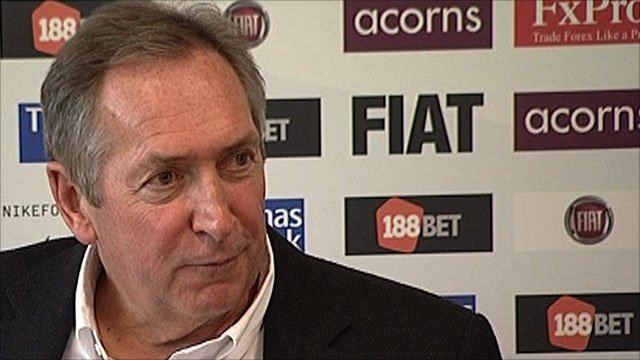 Gerrard Houllier takes charge of his first match for Aston Villa on Wednesday