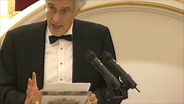 Financial Services Authority chairman Lord Turner