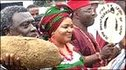 Yam festival in Nigeria