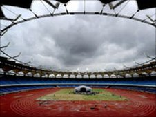 Commonwealth Games athletics stadium