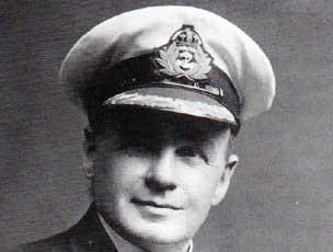 Titantic Second Officer Charles Lightoller, who kept the secret from the outside world