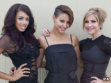 Sugababes line-up