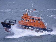 RNLI Arun class lifeboat