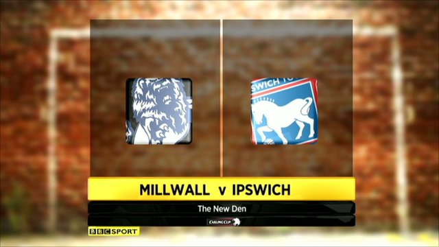 Highlights - Millwall 1-2 Ipswich