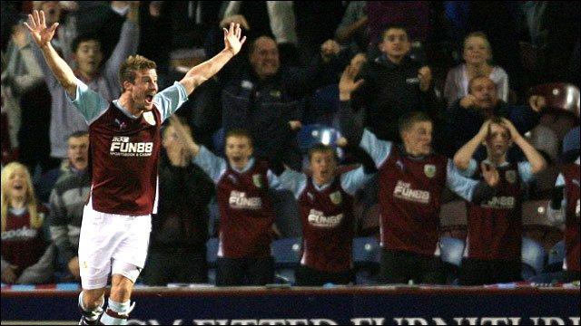 Burnley's Wade Elliot