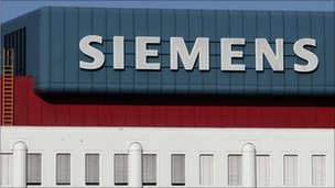 Siemens factory