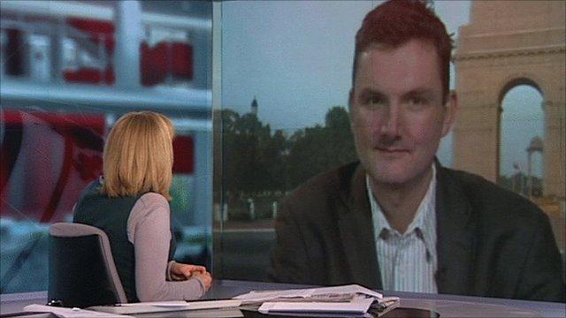 BBC's Mark Dummett