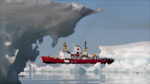 Mishal Husain spoke to Linda Jakobson, author of a report on how China is preparing for an ice-free Arctic