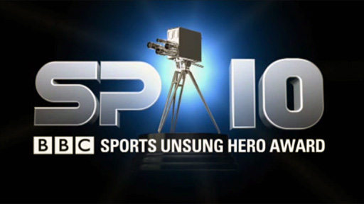 BBC Sports Unsung Hero Award 2010
