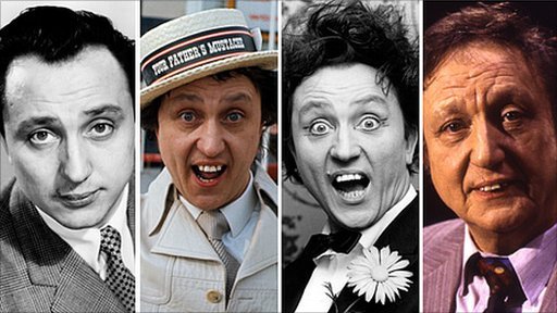 Ken Dodd through the decades