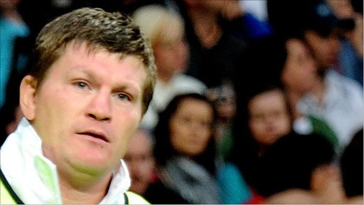 Ricky Hatton has won 45 of his 47 bouts