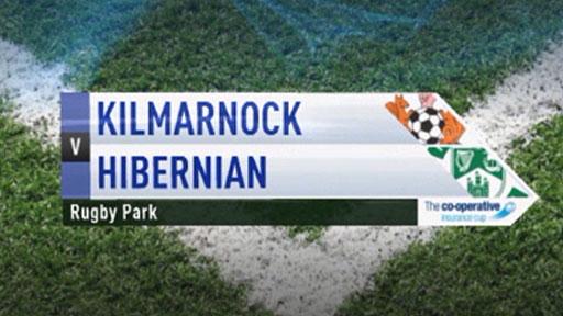 Kilmarnock v Hibernian