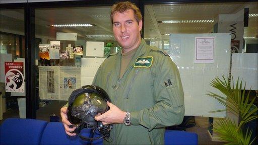 Flight Lieutenant Ian Anthony Fortune