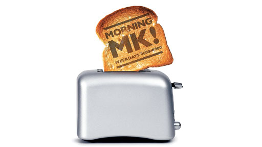 Wake up with Morning:MK