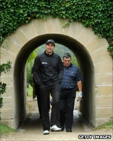 Padraig Harrington in Paris