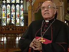 Bishop of Motherwell Joseph Devine