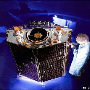 NigeriaSat-2 (SSTL)