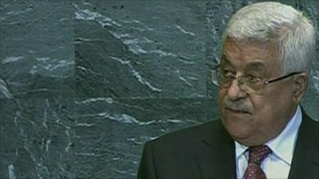 Palestinian leader Mahmoud Abbas