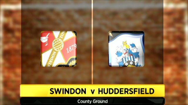 Swindon 1-0 Huddersfield