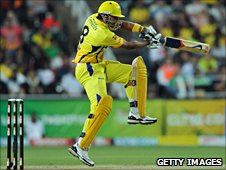 Murali Vijay of Chennai Super Kings