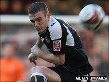 Port Vale's Lee Collins