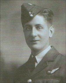Flight Sergeant Victor Henry Andrews
