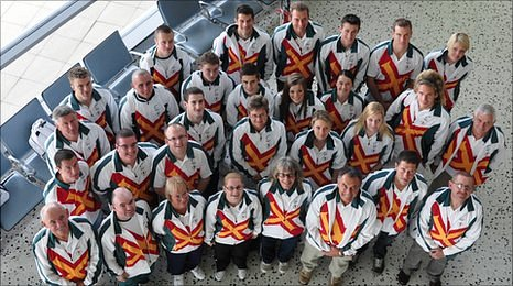 Guernsey Commonwealth Games athletes