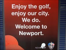 Welcome to Newport poster