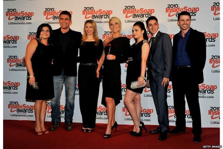 Cast of EastEnders