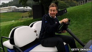 Europe's Ian Poulter