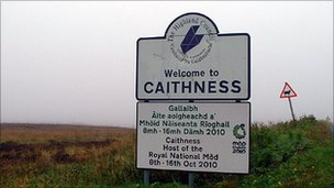 Welcome to Caithness