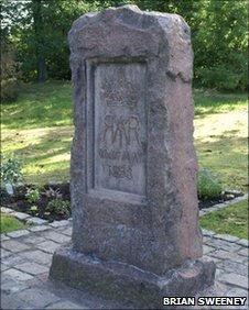 Monument to the Battle of Langside